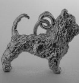 Handmade by Hanneke Weigel Australian silky terrier
