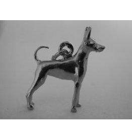 Handmade by Hanneke Weigel American toy fox terrier