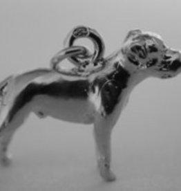 Handmade by Hanneke Weigel American bulldog