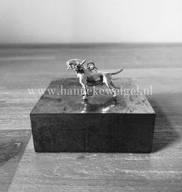 Handmade by Hanneke Weigel Bull terrier