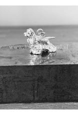 Handmade by Hanneke Weigel Sterling silver american cocker spaniel