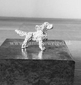 Handmade by Hanneke Weigel Engelse springer spaniel