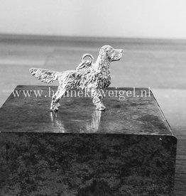 Handmade by Hanneke Weigel Welsh springer spaniel