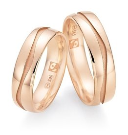 Collection Ruesch Fairtrade gold love forever
