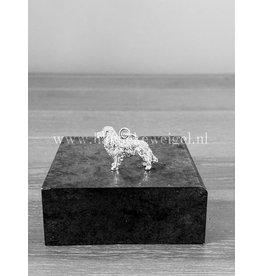 Handmade by Hanneke Weigel Cavalier king charles spaniel