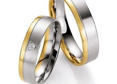 Golden weddingrings