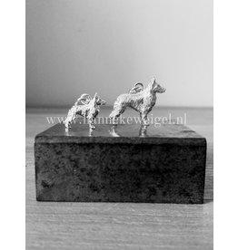 Handmade by Hanneke Weigel Belgian shepherd tervuren