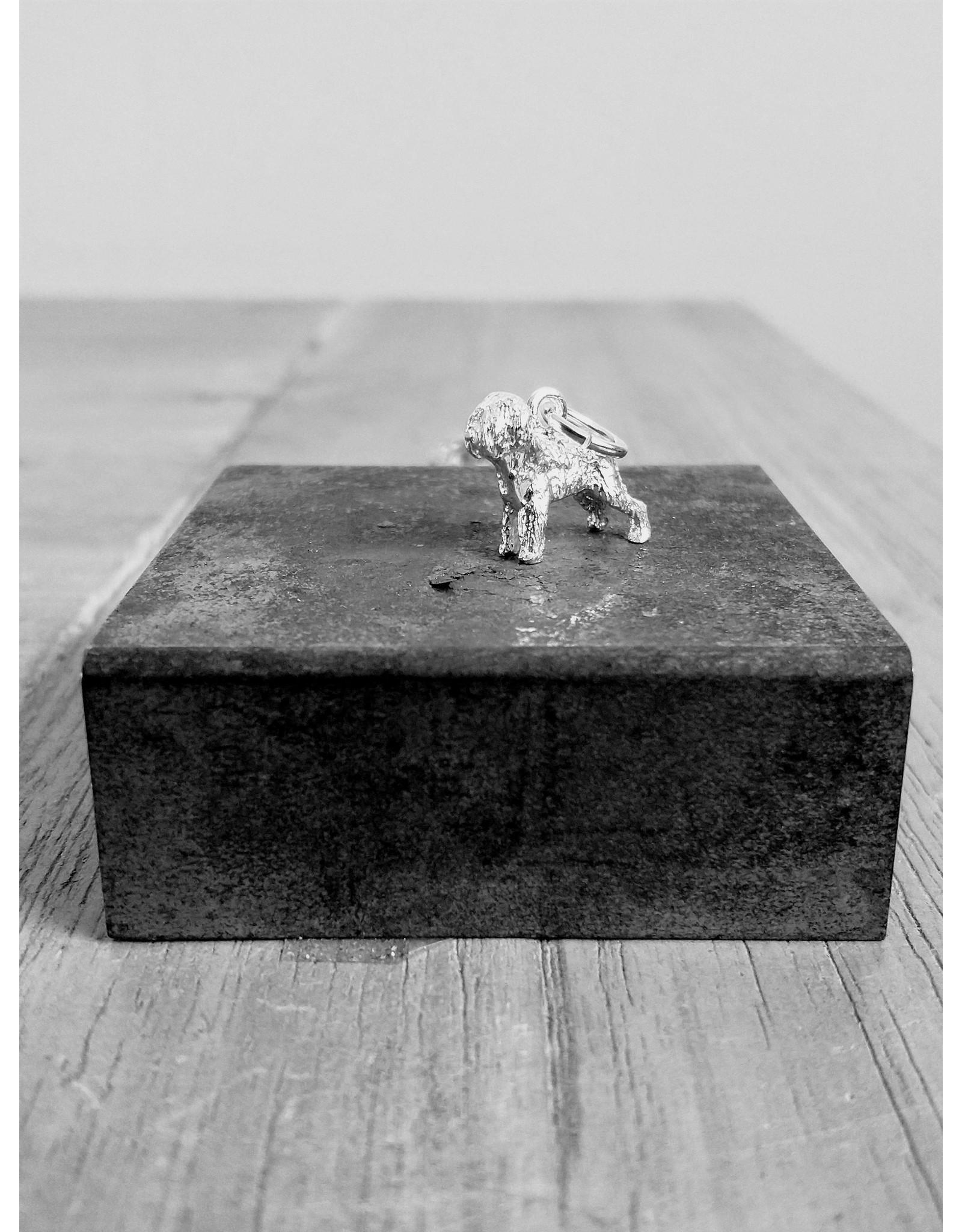 Handmade by Hanneke Weigel Zilveren Briard