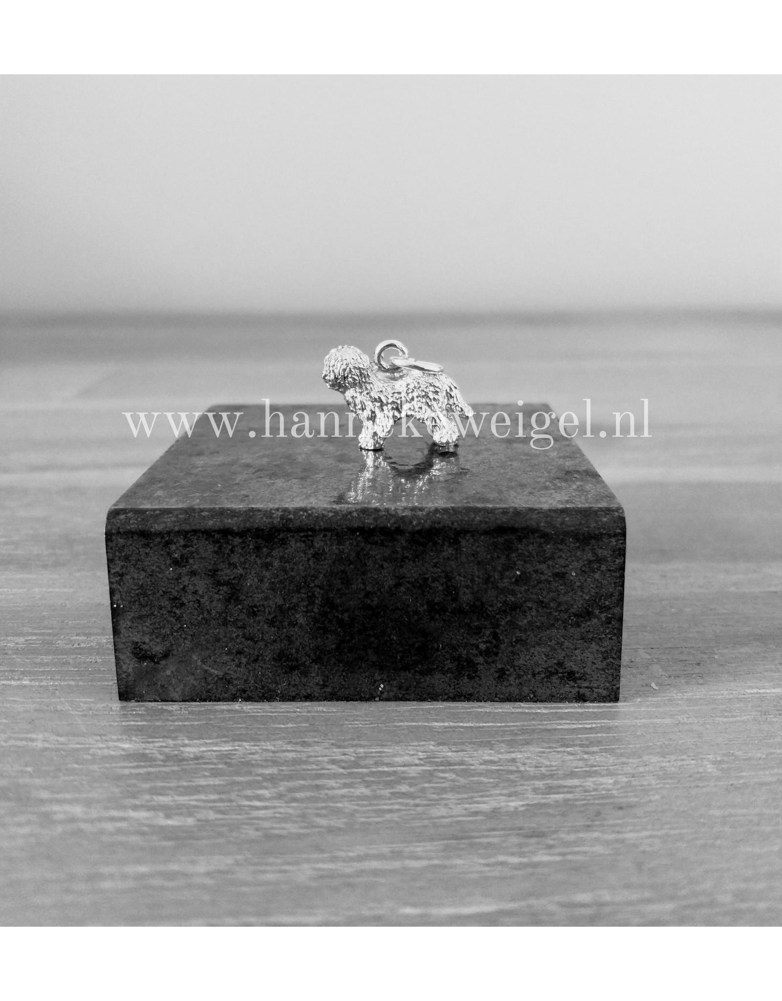 Handmade by Hanneke Weigel Sterling silver Bobtail