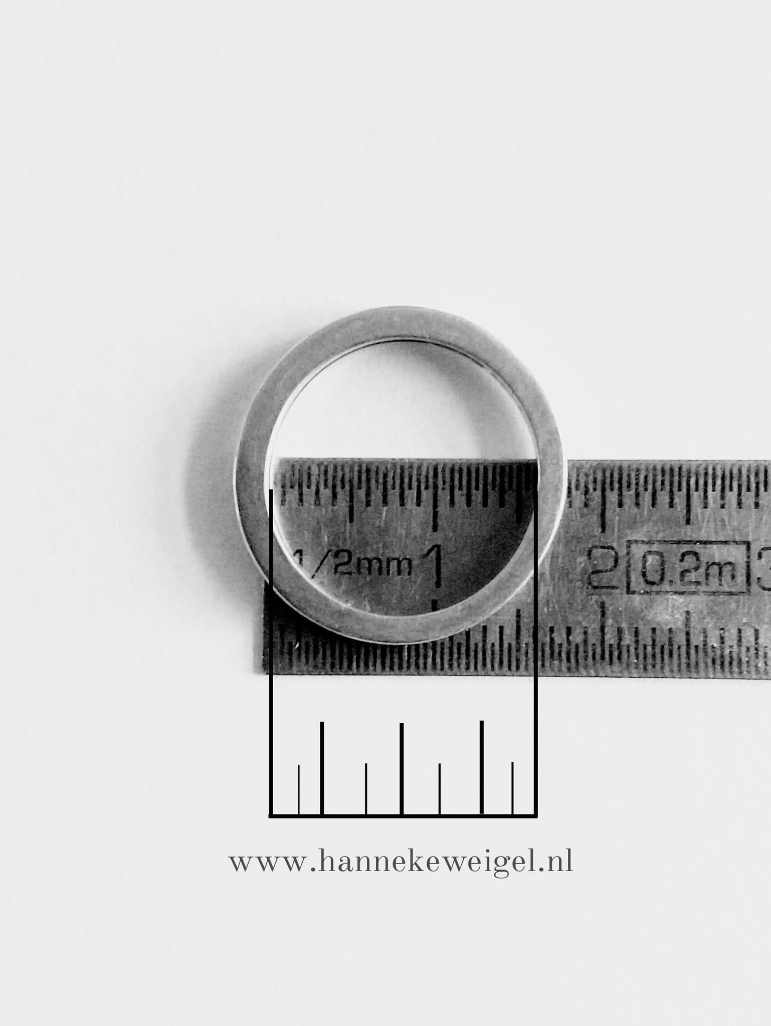 ringmaat opnemen / taking your size