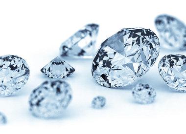 Diamond fancy colours
