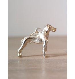 Handmade by Hanneke Weigel Duitse dog