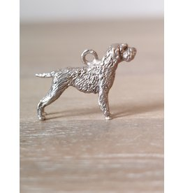 Handmade by Hanneke Weigel Wirehaired pointing griffon