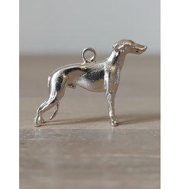 Handmade by Hanneke Weigel Greyhound