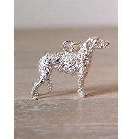 Handmade by Hanneke Weigel Deer hound