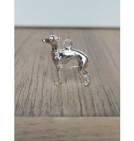 Handmade by Hanneke Weigel Italian greyhound