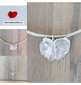Handmade by Hanneke Weigel Mooie momenten,  Maak je eigen zilveren hanger