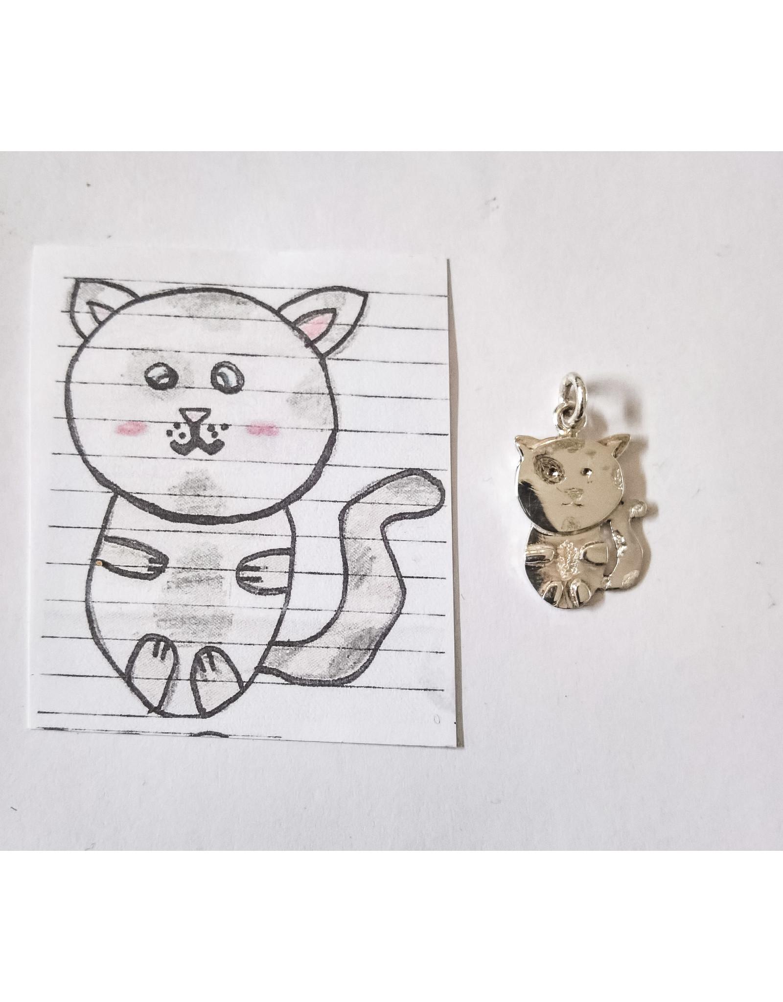Handmade by Hanneke Weigel Een tekening als juweel