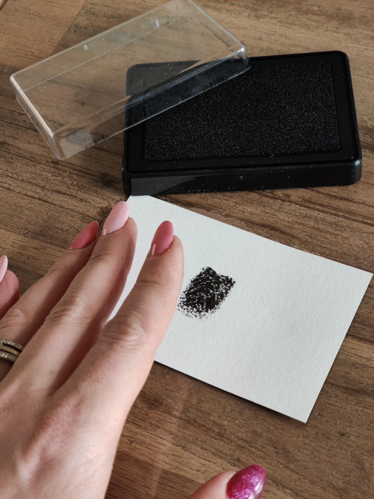 Finger print jewelry