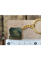 Vintage finds Keychain vintage finds printers ornament