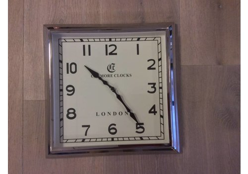 Klok London wit