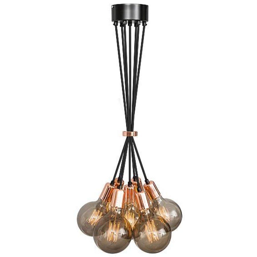 No.3 Hanglamp bundel 7-lichts koper of goud-1