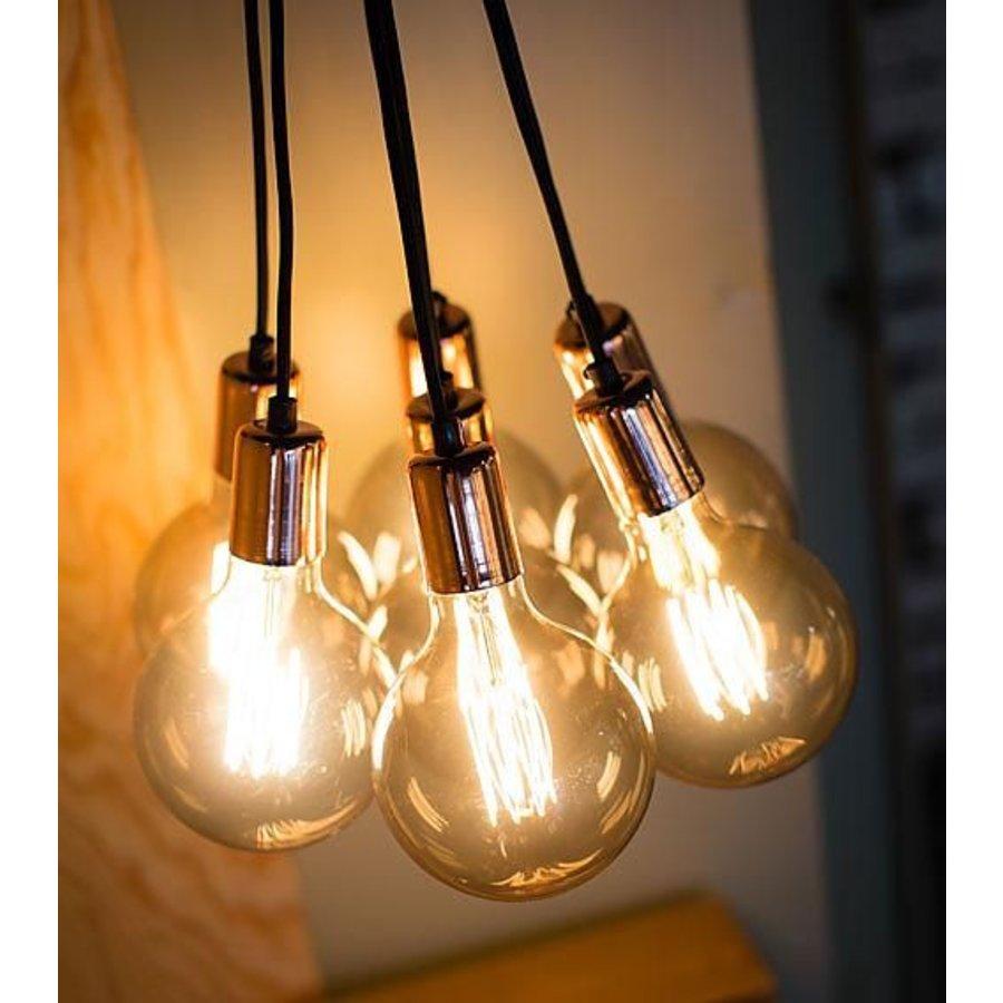 No.3 Hanglamp bundel 7-lichts koper of goud-3