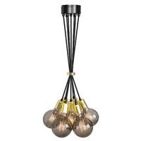 thumb-No.3 Hanglamp bundel 7-lichts koper of goud-2