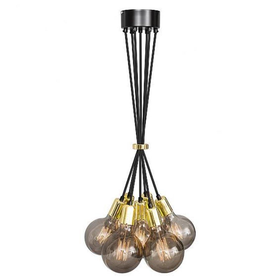 No.3 Hanglamp bundel 7-lichts koper of goud-2