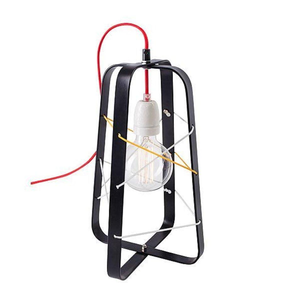 tafellamp lichtkooi medium wit no. 31-2
