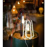 thumb-tafellamp lichtkooi medium wit no. 31-3