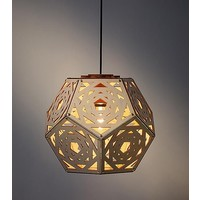 thumb-Het Lichtlab Hanglamp Dodecaheader No.34 by Sober Design-2