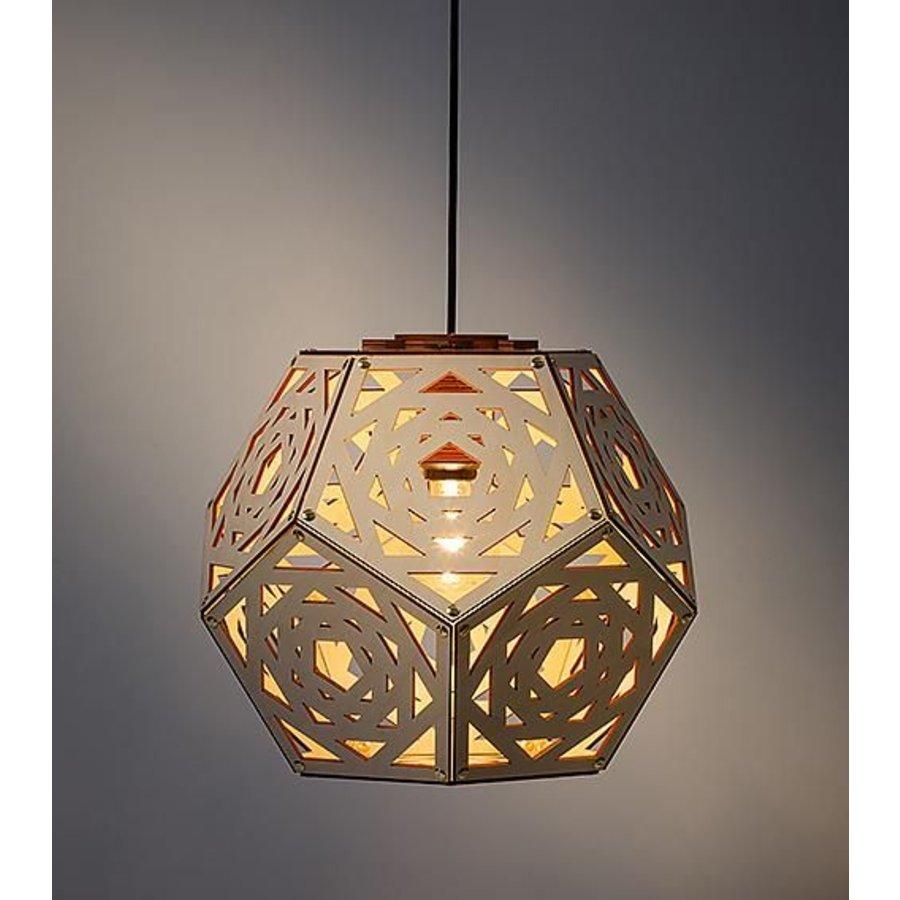 Het Lichtlab Hanglamp Dodecaheader No.34 by Sober Design-2