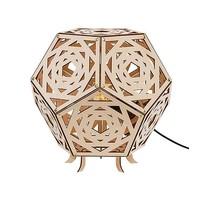 thumb-Tafellamp Dodecahedron no. 34-1