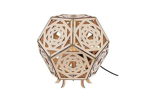 Tafellamp Dodecahedron no. 34