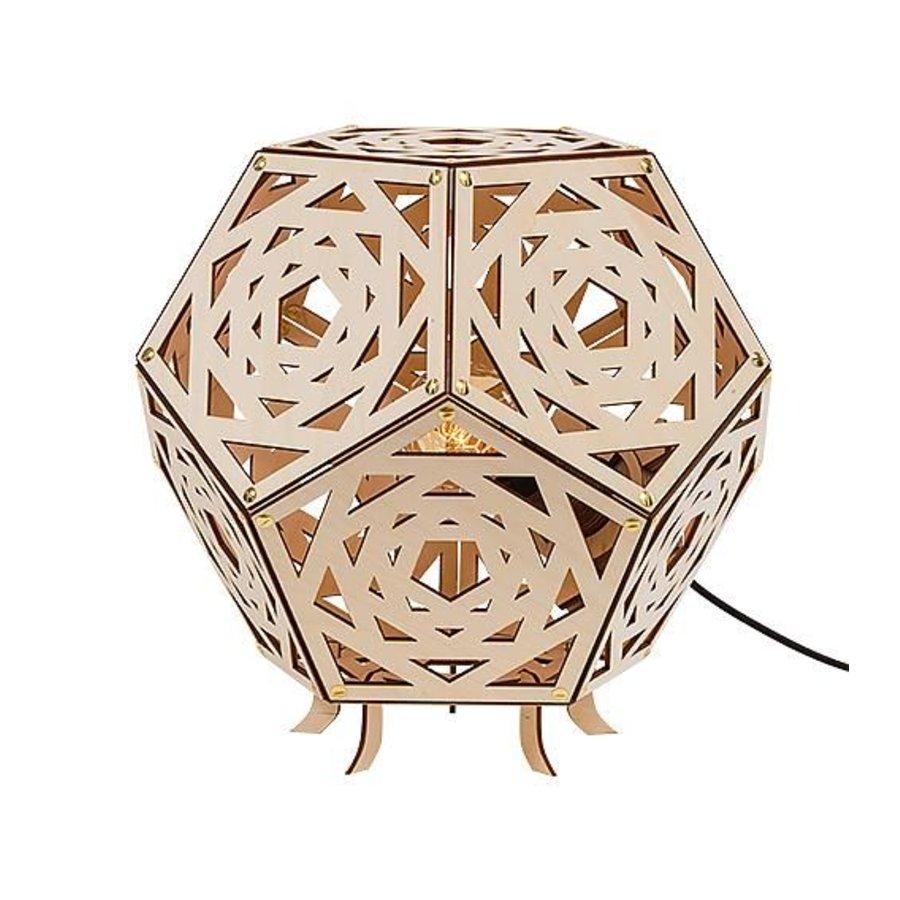 Tafellamp Dodecahedron no. 34-1