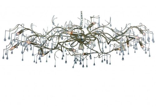 Hanglamp COMO ovaal 170 cm