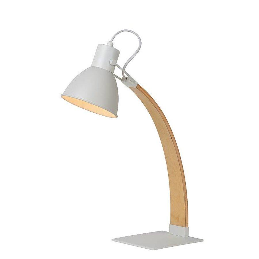 Bureaulamp Curf in zwart of wit-1