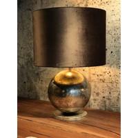 Tafellamp Boss met één bol