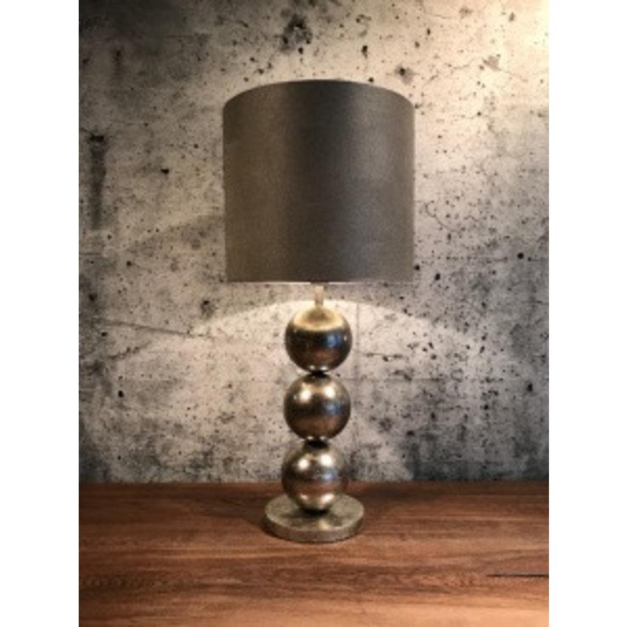 Tafellamp Boss met drie bollen-2