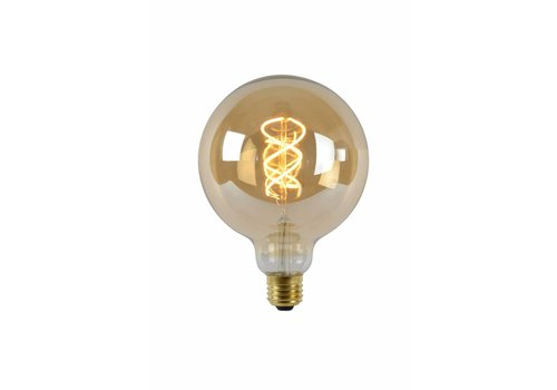 Dimbare LED filament lamp 12,5 cm