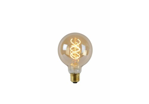 Dimbare LED filament lamp 9,5 cm