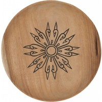 thumb-Trays Mandala set van drie houten schalen in 3xØ18 cm, 4xØ22 cm en 4xØ28 cm-2
