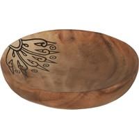 thumb-Trays Mandala set van drie houten schalen in 3xØ18 cm, 4xØ22 cm en 4xØ28 cm-5