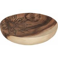 thumb-Trays Mandala set van drie houten schalen in 3xØ18 cm, 4xØ22 cm en 4xØ28 cm-6