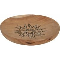 thumb-Trays Mandala set van drie houten schalen in 3xØ18 cm, 4xØ22 cm en 4xØ28 cm-7