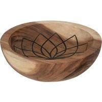 thumb-Bowls Mandala Lotus set van twee diepe houten schalen ø25 en ø30 cm-6