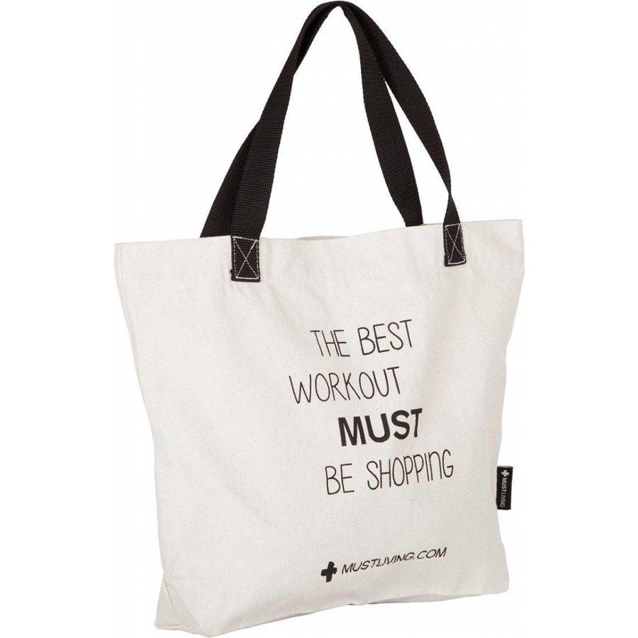 Shopper tas Best Workout van Must Living-1