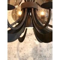 thumb-Hanglamp Bronx Metaal Industrial Dark-3