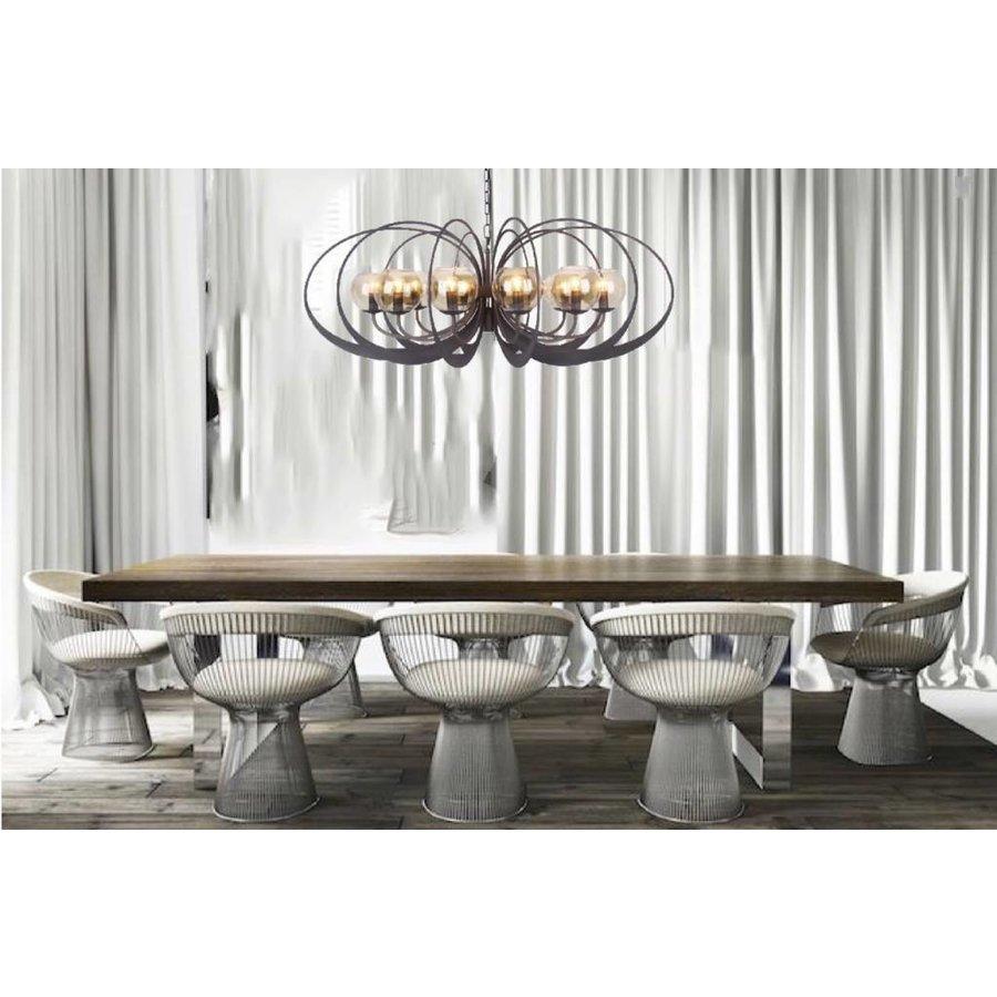 Hanglamp Bronx Metaal 120x55x45-4